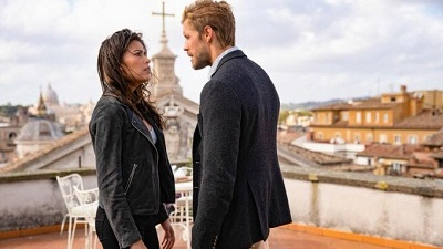 Blood & Treasure 01x11 : Legacy of the Father- Seriesaddict